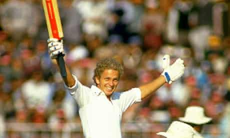 England remained a patient side during the 1984-85 tour to India under the leadership of David Gower