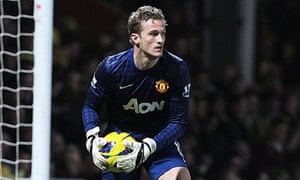 Manchester United's Anders Lindegaard says game needs 'gay