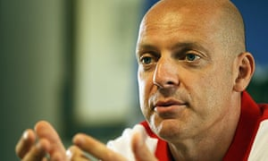 Dave Brailsford, performance director of British Cycling