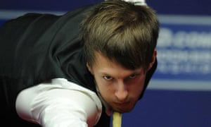 Judd Trump in action