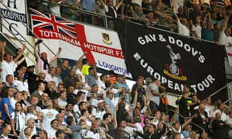 Tottenham have defended their fans against claims of anti-Semitism