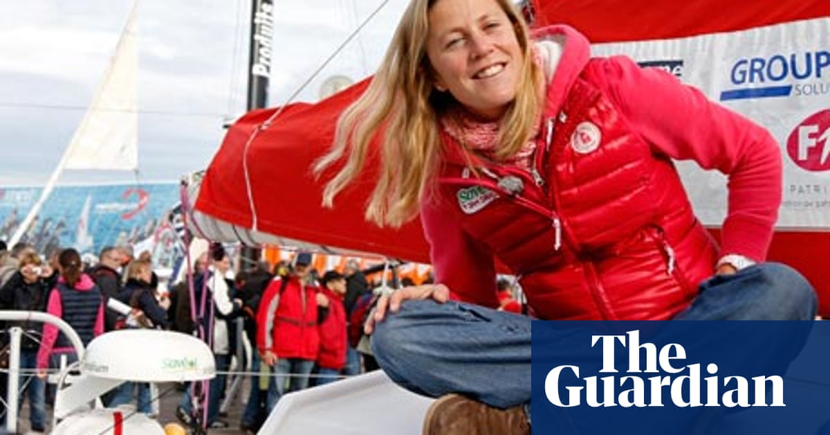 Samantha Davies My Partner S Vendee Globe Will Be Harder Than Mine Sailing The Guardian