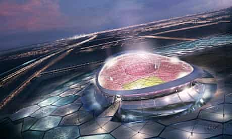 Lusail Iconic Stadium, venue for the 2022 World Cup final