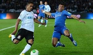 Ashle Cole Corinthians v Chelsea - FIFA Club World Cup Final