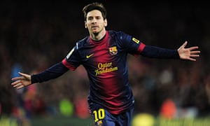 fec4fa90a Lionel Messi agrees new contract to stay at Barcelona until 2018 ...