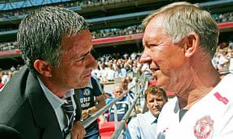 Sir Alex Ferguson José Mourinho