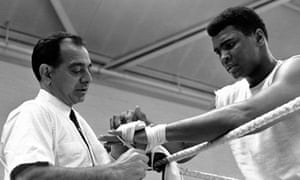 Angelo Dundee and Muhammad Ali, 1966