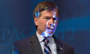 Virginia governor Robert McDonnell at C-Pac