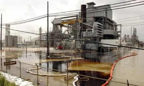 Port Arthur, oil