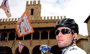 Mark Cavendish of Team Sky