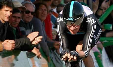 Bradley Wiggins, Team Sky