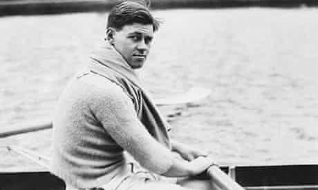 Ran Laurie, the father of actor Hugh, won gold in the coxless pair at the 1948 Olympics