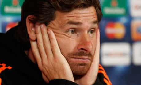 Chelsea's André Villas-Boas has been sacked