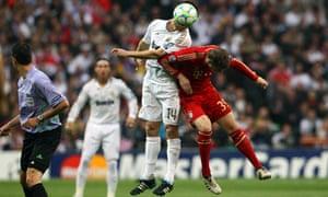 07b9924d7 Real Madrid v Bayern Munich – as it happened