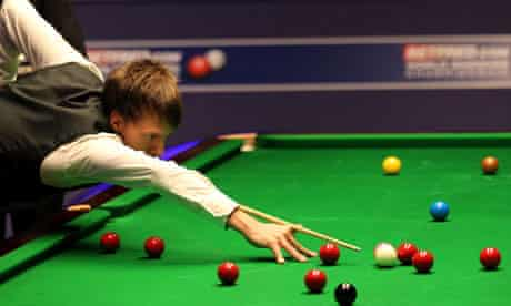 Judd Trump, snooker player