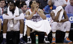 Charlotte Bobcats Are Worst Nba Team Ever Sport The Guardian