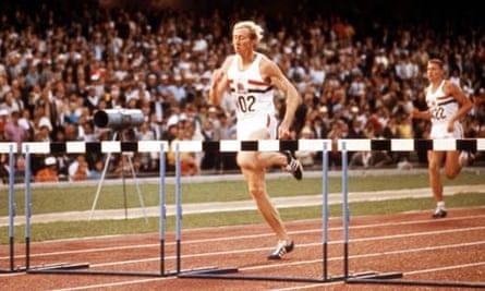 David Hemery races to gold