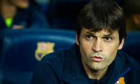 Tito Vilanova will become Barcelona's new manager having been assistant to Pep Guardiola