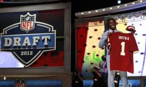 Robert Griffin III, NFL draft