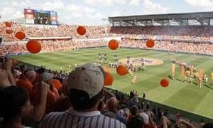 Houston Dynamo vs D.C. United
