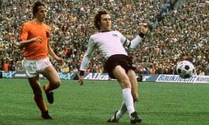 Beckenbauer Cruyff