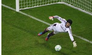 Petr Cech - Read Chelsea  |Petr Cech Chelsea Save