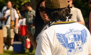 LA Galaxy: Angel City Brigade