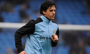 Owen Hargreaves has left Manchester City