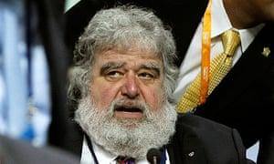 FIFA executive member Blazer attends the 61st FIFA congress in Zurich
