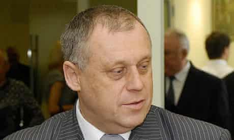 Volodymyr Gerashchenko resigns 2012 olympics London