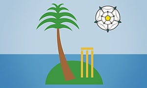 West Indies' Shivnarine Chanderpaul 'is plainly a northern cricketer trapped in a Caribbean body'.