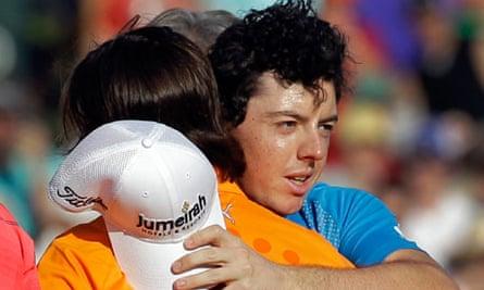Rory McIlroy, Rickie Fowler