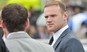 Wayne Rooney Chester