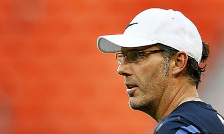 Laurent Blanc, the France coach, insists his team are not contenders to win European Championship