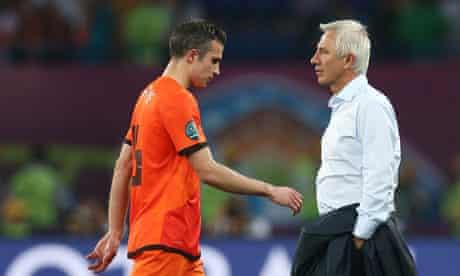 Holland v Denmark - UEFA EURO 2012 Group B