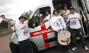 England band