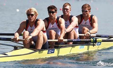 2012 Samsung World Rowing Cup III - Day 1