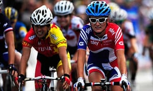 London 2012  Team GB cycling hands shock call-up to Lucy Martin 438e9922f