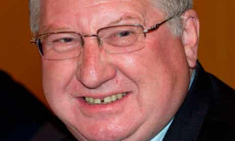 David Collier of the England and Wales Cricket Board