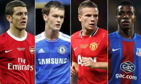 Jack Wilshere and co
