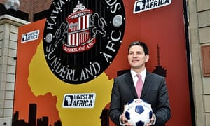 David Miliband launches Sunderland's partnership with Invest In Africa