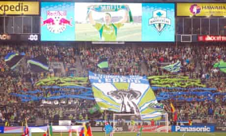 Seattle Sounders history banner large