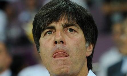 Joachim Löw, Germany coach
