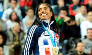 Yamilé Aldama, British triple jumper