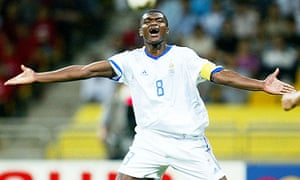Marcel Desailly has been living in Ghana since retiring six years ago