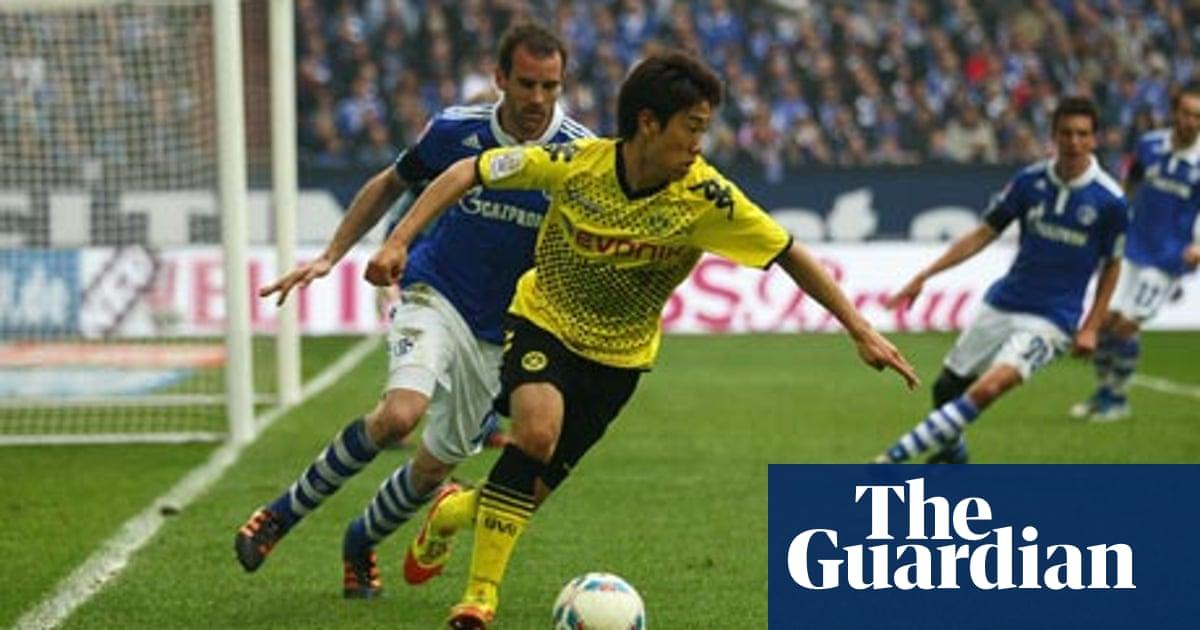 Shinji Kagawa can take Manchester United back into the third ...