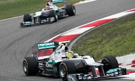Formula One World Championship - Chinese Grand Prix
