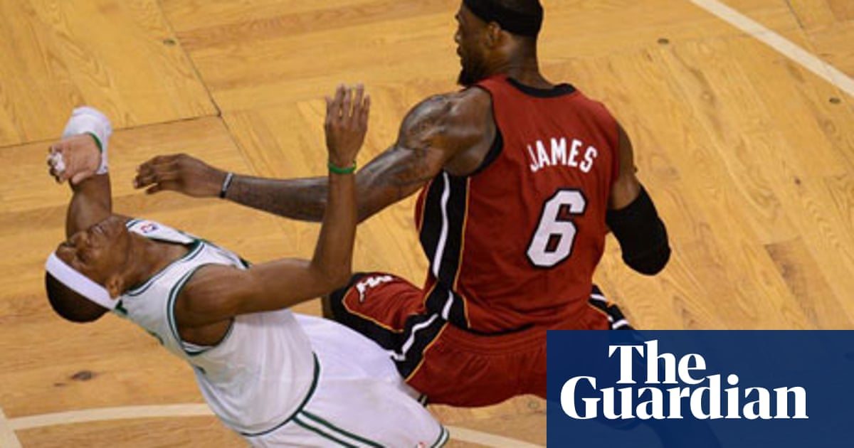 Lebron Beats Celtics While Thunder Wait To See Who Will Play In Finals Nba The Guardian