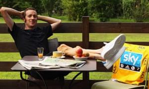 Le Tour de France 2012 Bradley Wiggins