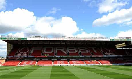 Nottingham Forest City Ground